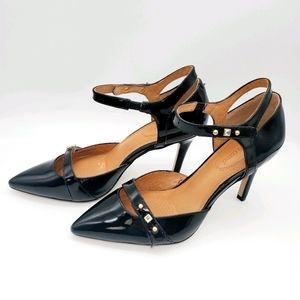 Corso Como size 8 patent leather heels